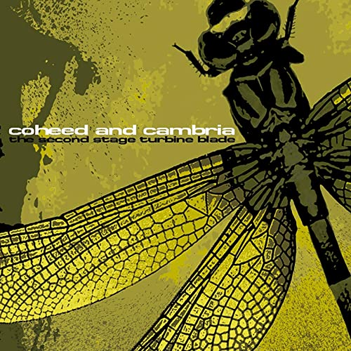 Coheed and Cambria - Second Stage Turbine Blade - Zortam Music