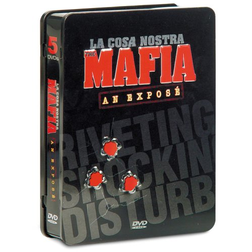 The Mafia: La Cosa Nostra: An Expose (5-pk)(Tin)