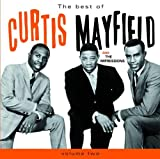 Copertina di album per The Best of Curtis Mayfield and The Impressions
