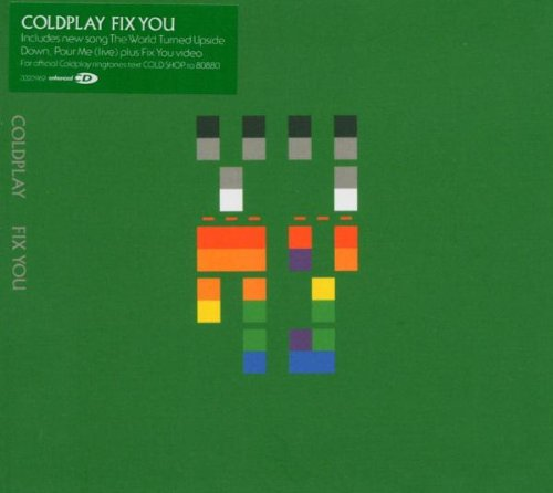 Coldplay - Fix You - Zortam Music