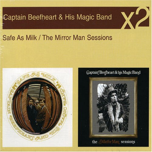 Captain Beefheart - Mirror Man - Zortam Music