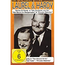 Laurel & Hardy Ultimate Collection Vol. 1 - The Wizard of Oz