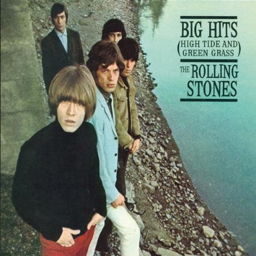 The Rolling Stones - Big Hits (High Tide and Green Grass) (Slide Pack) - Zortam Music
