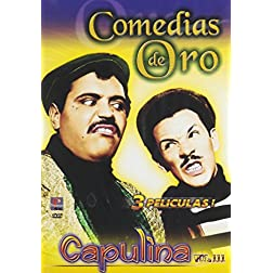 Comedias de Oro: Capulina, Vol. 3