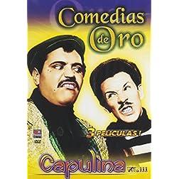 Comedias de Oro: Capulina, Vol. 3