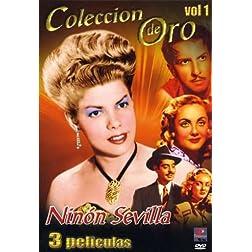 Coleccion de Oro Ninon Sevilla Vol 1
