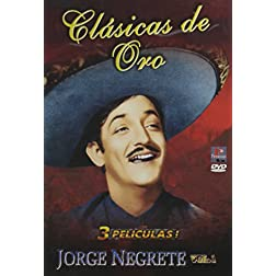 Coleccion de Oro: Jorge Negrete, Vol. 1
