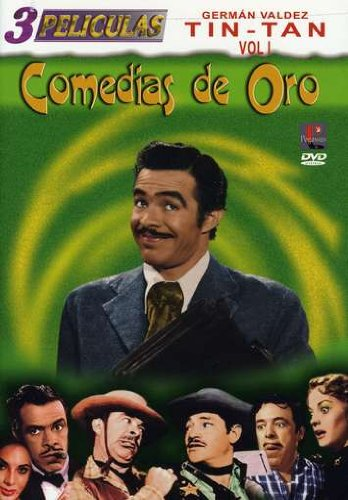 Comedias de Oro: Tin Tan, Vol. 1