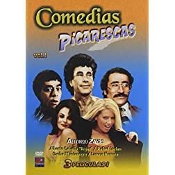 Comedias Picarescas: Alfonso Zayas, Vol. 1