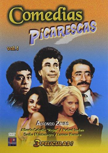 Comedias Picarescas: Alfonso Zayas, Vol. 1