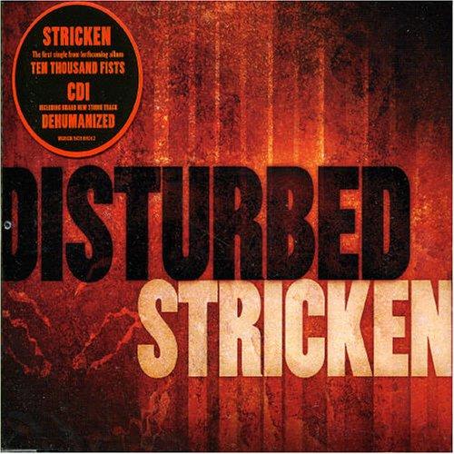 DISTURBED - Stricken - Zortam Music