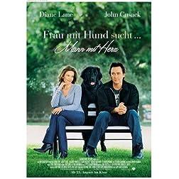 Frau Mit Hund Suchtmann Mit Herz
