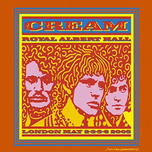 Cream - Royal Albert Hall - London May - Zortam Music