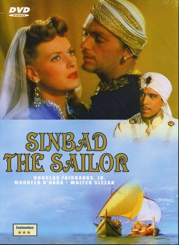 Sinbad the Sailor / Синдбад-мореход (1947)