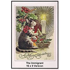The Immigrant: 16x9 Widescreen TV.: A Meyy Christmas