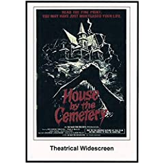The House By The Cemetery: Threatical Widescreen