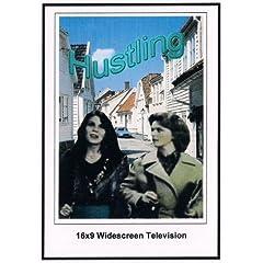 Hustling 16x9 Widescreen TV.