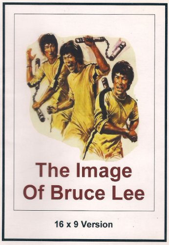 The Image of Bruce Lee 16x9 Widescreen TV.