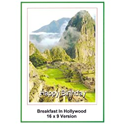 Breakfast In Hollywood: 16x9 Widescreen TV.: Happy Birthday