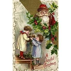 Arizona Gunfighter: 16x9 Widescreen TV.: Greeting Card: A Joyful Christmas