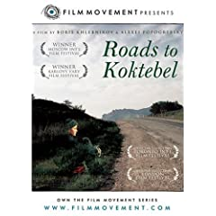 Road to Koktebel