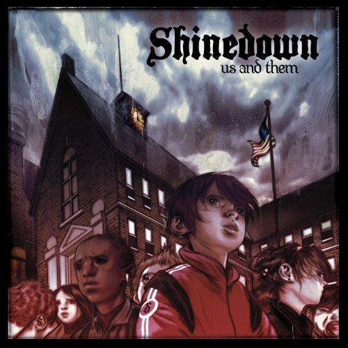 SHINEDOWN - Us & Them (Deluxe Limited Edit - Zortam Music