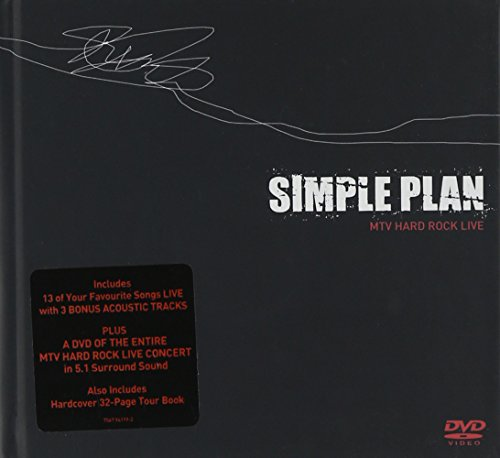 Simple Plan - MTV Hardrock Live CD/DVD - Zortam Music
