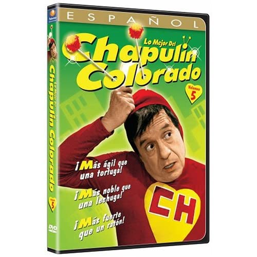 El Chapulin Colorado Capitulos Completos http://forums.superherohype.com/showthread.php?t=266450