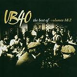 Cubierta del álbum de The Best of UB40, Vols. 1 & 2