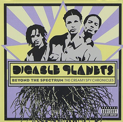 Digable Planets - Beyond the Spectrum: The Creamy Spy Chronicles - Zortam Music