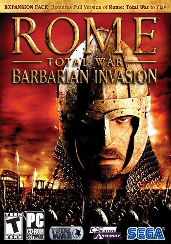 حمل الجزء الاضافي الجديد للعبةRome Total War: Barbarian Invasion Expansion Pack