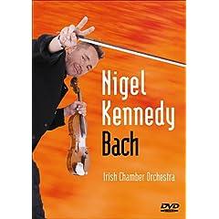 Bach: Conc. Violon, 2 Violons, Irish Chamber Orch