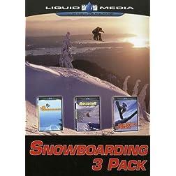 Snowboarding (3 Discs)