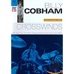Billy Cobham: Crosswinds - Live in Cannes