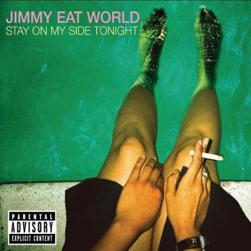 Jimmy Eat World - Stay On My Side Tonight (EP) - Zortam Music