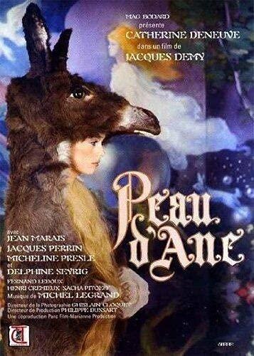 Peau d'ane / Ослиная шкура (1970)
