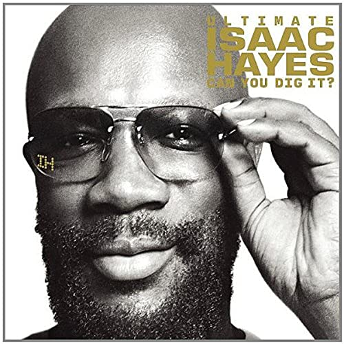 Isaac Hayes - Ultimate Isaac Hayes: Can You Dig It [2CD + DVD] - Zortam Music