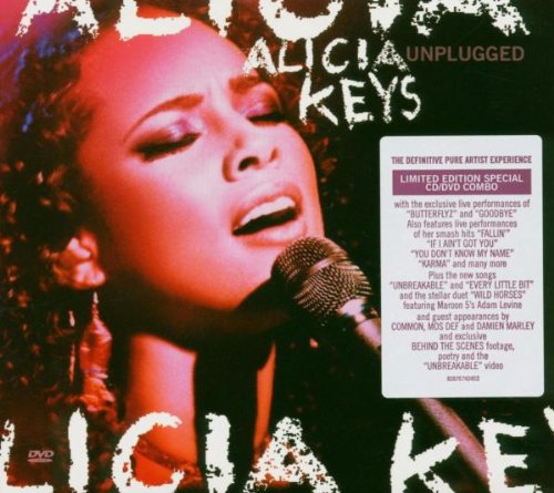 Alicia Keys - Unplugged (CD+Dvd) - Zortam Music