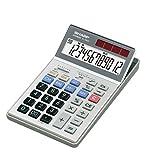 SHARP 経理仕様電卓 5年間保証 早打ち・アンサーチェック機能搭載 ナイスサイズタイプ 12桁 EL-N922-X