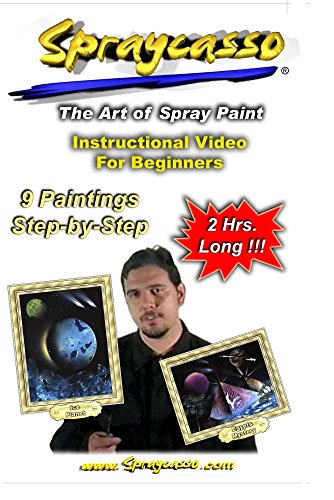 Spraycasso beginner DVD#1 vol.1