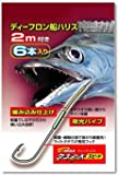 ダイワ(Daiwa) D-MAXタチウオ糸付き スピード 1/0 07107223