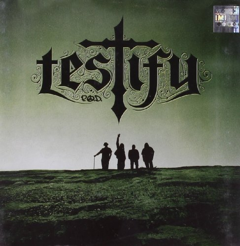 P.O.D. - Testify (CDS) - Zortam Music