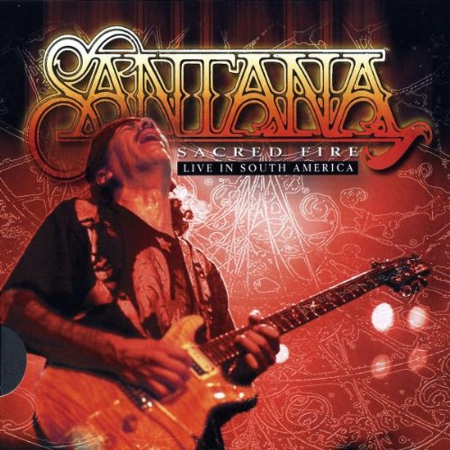 Santana - Sacred Fire (Live In South America) - Zortam Music