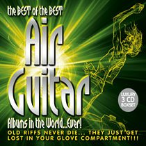 Various Artists - The Best Air Guitar in the World... Ever ! - Zortam Music