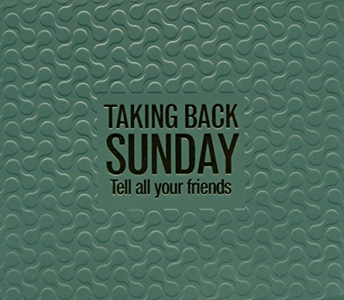 Taking Back Sunday - Tell All Your Friends [Plus DVD] - Zortam Music