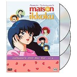 Maison Ikkoku Collector's Box Set, Vol. 6