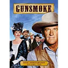 Gunsmoke Dvds