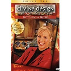 Divine Designs with Candice Olsen: Kitchens and Baths