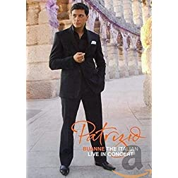 Patrizio Buanne, Live in Concert (IMPORT) PAL DVD
