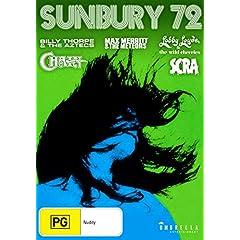 Sunbury Rock Festival-30th Anniversary Edition
